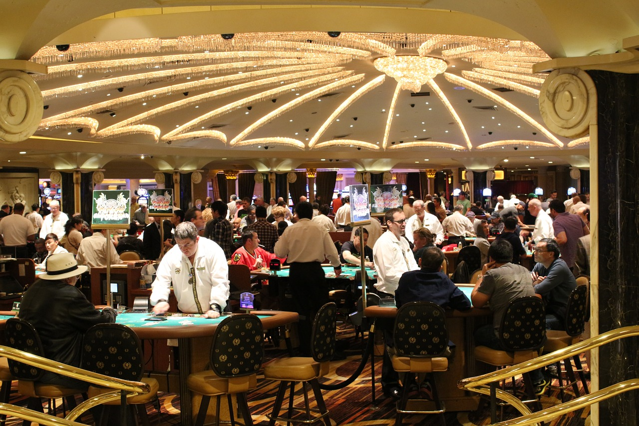 First time in a casino What to pay attention to